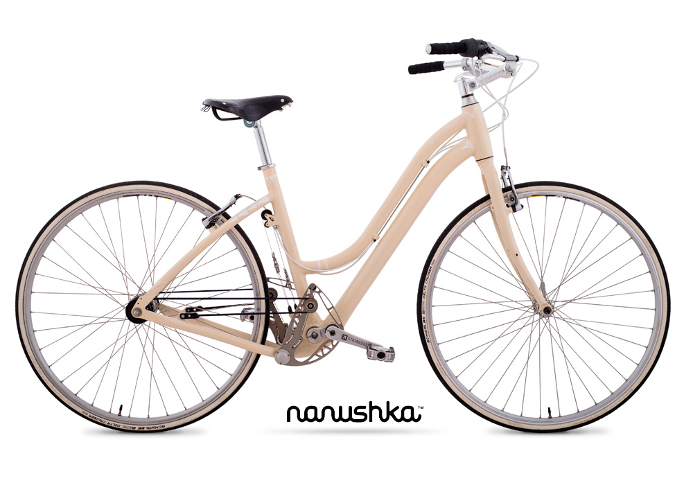 Stringbike | D signers Nanushka | Woman Cream